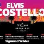 ELVIS COSTELLO  20 de juny 2018  Festival Jardins Pedralbes