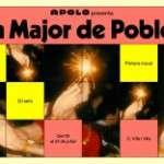 SALA APOLO PRESENTA LA SEVA PROGRAMACIÓ PER LES FESTES DE POBLE SEC  del 18 al 21 de juliol