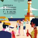 El 7 y 8 de Julio volvemos a la Cofraría de Pescadores de Barcelona con el mejor Streetfood