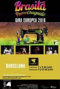 Cartel Gira Barcelona