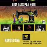 La Joda Teatro continúa en Barcelona su gira europea  9 y 10 de julio