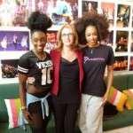 KiMMiE GEE, la bailarina principal de BEYONCÉ, imparte un Workshop exclusivo de danza en l'ESCOLA COCO COMIN 9 de julio