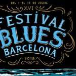 Barcelona es reivindica com la capital europea del blues del 4 al 15 de juliol  16è Festival de Blues de Barcelona