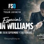 FSO TOUR 2018/19: ESPECIAL JOHN WILLIAMS 30 de setembre
