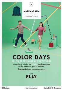 Maremagnum Color Days