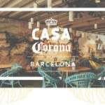 Vuelve Casa Corona Barcelona 20 septiembre – 03 noviembre
