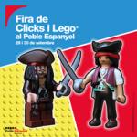 Fira de Clicks i Lego®, la proposta somiada per a petits i nostàlgics 29 i 30 de setembre