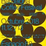 Independent Barcelona Coffee Festival (IBCF) 11, 12 y 13 de octubre en el Espacio 88.