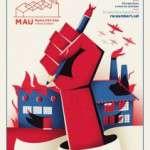 Dissabte  20 d'octubre  arriba la 7a edició de la Mostra d'Art Urbà a Roca Umbert