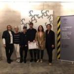 La firma de moda masculina Eñaut guanya la tercera edició del concurs Rec.0/080 Barcelona Fashion
