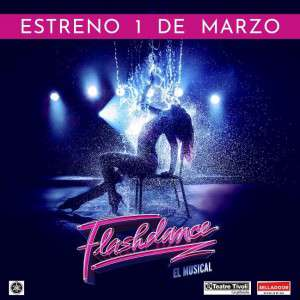 Cartel FLASHDANCE