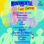 Monumental Club despide la temporada con su edición Last Dance los próximos 10 y 11 de noviembre