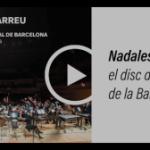 La Banda Municipal celebra el Nadal amb un nou disc