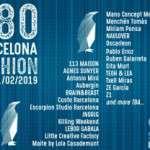 080 Barcelona Fashion del 4 al 7 de febrer 2019 al Recinte Modernista de Sant Pau,