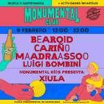 Monumental Club vuelve el día 9 de febrero con nuevo formato de un día y diez horas de música, actividades infantiles y 'street food'