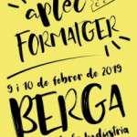 L'APLEC FORMATGER ARRIBA A BERGA els dies 9 i 10 de febrer.