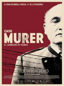 caso-murer-carnicero-de-vilnius-poster