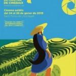 La Mostra de CineBaix ha programat aquest mes de gener la Mostra de Cinema Asiàtic del 24 al 28 de gene