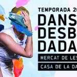 Un nou espectacle TALLA ÚNICA: el coreògraf francès Christian Rizzo presenta d'à côté al Mercat el 16 i el 17 de febrer  Recomanat a partir de 6 anys