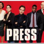 """Filmin estrena """"Press"""", la nueva serie del creador de """"Doctor Foster"""" sobre el periodismo del siglo XXI 16 de febrero"""