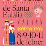 Programació de Santa Eulàlia 2019, la festa major d'hivern del 8 al 12 de febrer