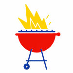 Reserva tu barbacoa en What the Foc! 9-10 marzo | Parc de la Torrassa, L'Hospitalet •