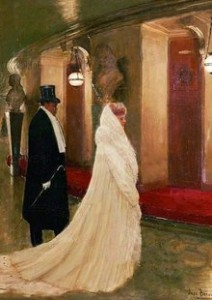event_Una_pareja_elegante_entrando_en_un_palco_de_la_Ópera_de_París_-_An_elegant_couple_entering_a_box_at_the_Paris_Opera__Jean-Georges_Béraud__1906_.