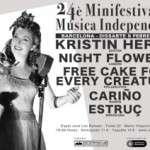 24ª edición del Minifestival de Música Independent 19 de febrer
