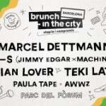 Brunch -In the City #1: Marcel Dettmann, JETS, Egyptian Lover + MAR 17