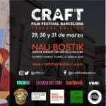 Craft Film Festival Barcelona Tercera edición del 29 al 31 de mazo