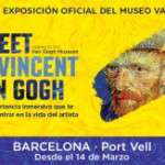 The Meet Vincent van Gogh Experience del 14 Marzo Al 02 Junio 2019