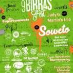 3a EDICIÓ DEL FESTIVAL DE CERVESA ARTESANA I CULTURA POPULAR DE NOU BARRIS