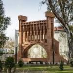 La cascada de la Casa Vicens de Gaudí pren vida al Museu de les Aigües  de la Fundació Agba