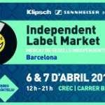 El Independent Label Market celebra su cuarta edición en Barcelona los días 6 y 7 de abril con hasta 40 sellos nacionales e internacionales de la escena independiente