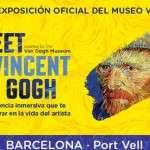 Meet Vincent Van Gogh': descobriu el pintor amb tots els sentits Una exposició interactiva per a tota la família que presenta un dels artistes més icònics del 14 de març fins al 2 de juny