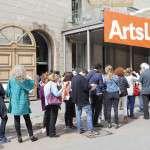 El 2019 ArtsLibris assoleix la desena edició, que tindrà lloc els dies 26, 27 i 28 d'abril