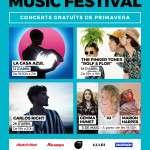 "Finestrelles Shopping Centre presenta el festival de música  ""Finestrelles Music Festival"""