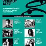 El Vermut Jazz torna a L'Auditori amb sis propostes gratuïtes a l'aire lliure Cada diumenge del 5 de maig al 9 de juny a les 12.45 h a l'exterior de L'Auditori