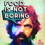 Vegan food is not boring 30 abril / 8:00 pm – 11:00 pm