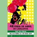 Feria de Abril en el parque del Fòrum Del 26/04/2019 al 05/05/2019.