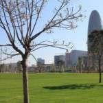 Portes obertes al Museu del Disseny per l'obertura del Parc de les Glòries