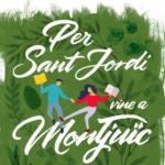 Aquesta és la segona edició de la Festa de Sant Jordi a Montjuïc i s'organitzarà als Jardins de Fabià Puigserver, C/ Lleida 57