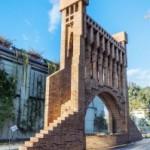 Obertura el 13 d'abril del 2019. La cascada de la Casa Vicens de Gaudí: una joia arquitectònica oberta al públic al Museu de les Aigües