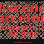 L'Apolo presenta la programació de la segona edició d'Escena Barcelona 15 de juny