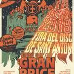 Vuelve el 'Gran Price Vinyl Fest', la feria de discos que homenajea a la desaparecida sala Gran Price del barrio de Sant Antoni 15 y 16 de junio
