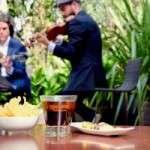 Vermut&Music Cada domingo a las 12.30h, el Jardín Mimosa de Mandarin Oriental, Barcelona