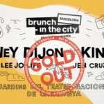 12 SOLD OUT Brunch -In the City #5: Kink live, Honey Dijon 12 de mayo