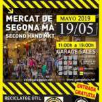 Mercadillo On The Garage 19 de Mayo /Entrada gratuita.