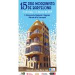 15 Fira Modernista de Barcelona 31 de maig, 1 i 2 de juny del 2019.