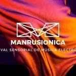 EL FESTIVAL SENSORIAL DE MÚSICA ELECTRÓNICA MANRUSIONICA DESVELA EL CARTEL DE SU 9ª EDICIÓN (MANRESA – 8 JUNIO)